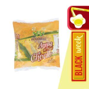 Arepa maíz choclo